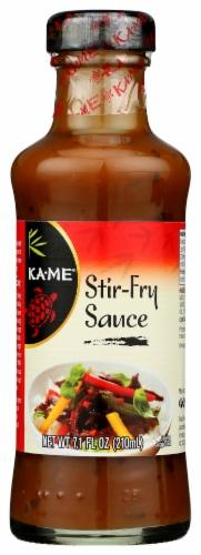Ka-Me Stir Fry Sauce Perspective: front