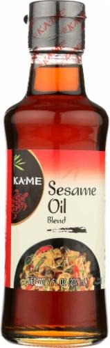 Ka-Me Sesame Oil Blend Perspective: front