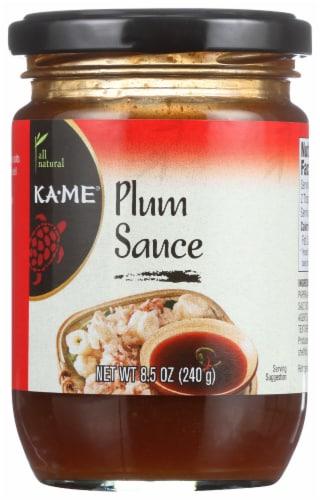 Ka-Me Plum Sauce Perspective: front