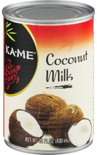 KA-ME Coconut Milk Perspective: front