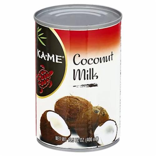 KA-ME Coconut Milk Lite Perspective: front