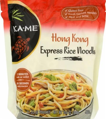 KA-ME Express Rice Noodles - Hong Kong Perspective: front