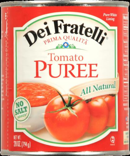 Dei Fratelli Tomato Puree Perspective: front