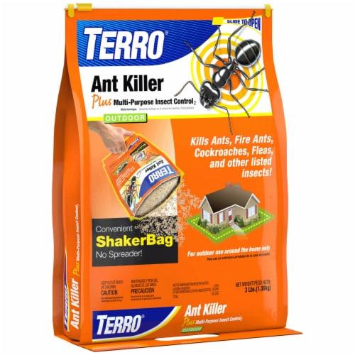 TERRO® Ant Killer Plus Multi-Purpose Insect Control Perspective: front