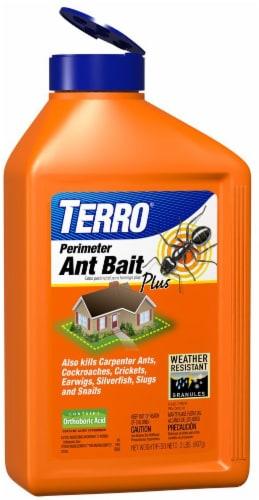 TERRO® Perimeter Ant Bait Plus Perspective: front