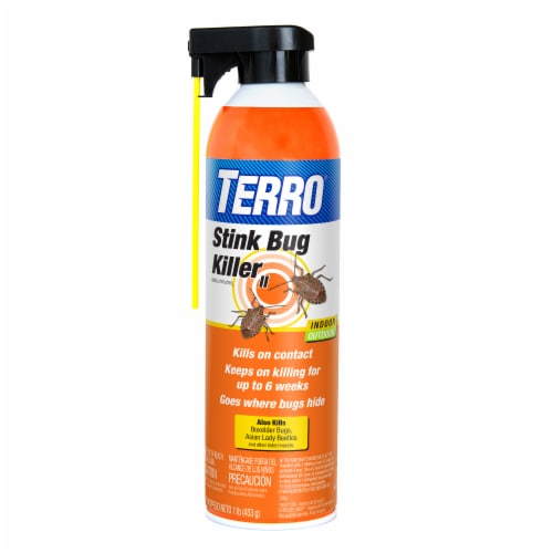 TERRO® Stink Bug Spray Perspective: front