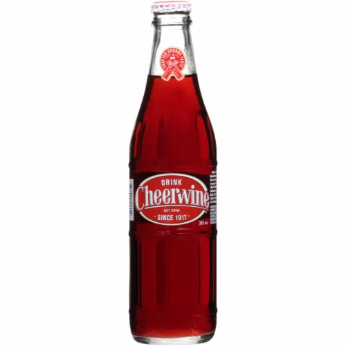 Cheerwine Cherry Soda Perspective: front