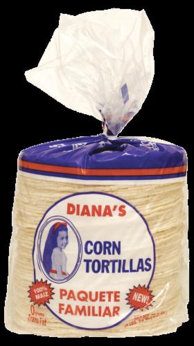 Diane's Corn Tortillas Perspective: front