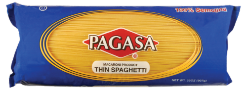Pagasa Thin Spaghetti Perspective: front