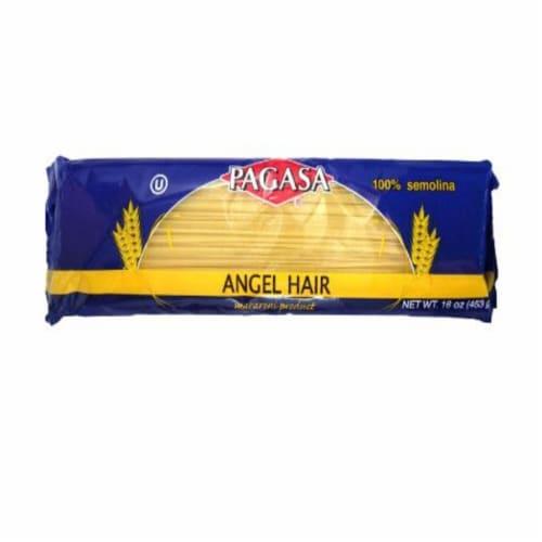 Pagasa Cut Angel Hair Pasta Perspective: front