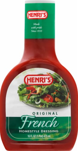 Henri's Original French Dressing Perspective: front