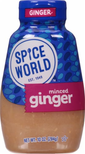 Spice World Squeeze Ginger Perspective: front