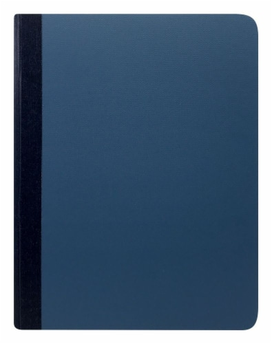 Roaring Spring Paper Products Chem Book - Blue Perspective: front