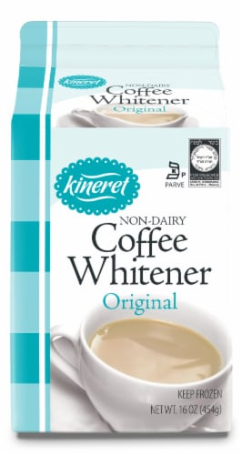 Kineret Plain Coffee Whitener Perspective: front