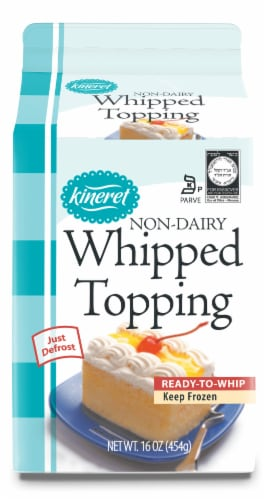 Kineret Non Dairy Whipped Topping Perspective: front