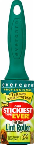 Evercare Professional Pet Hair Lint Roller Perspective: front