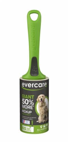 Evercare Pet Giant Lint Roller Perspective: front