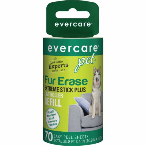 Evercare Fur Erase Pet Refill 617151 Perspective: front