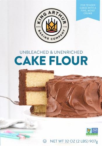 King Arthur Flour Unbleached Cake Flour Perspective: front