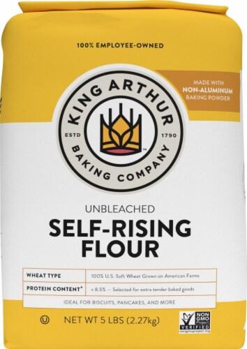 King Arthur Flour Unbleached Self-Rising Flour Perspective: front
