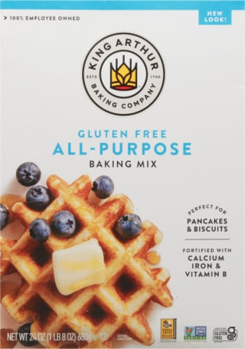 King Arthur Flour Gluten Free All Purpose Baking Mix Perspective: front
