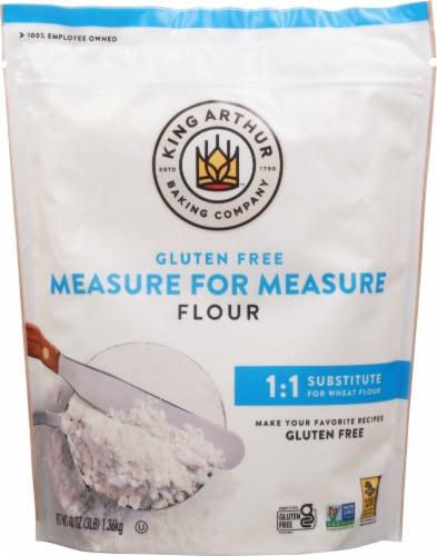 King Arthur Flour Gluten Free Measure for Measure Flour Perspective: front