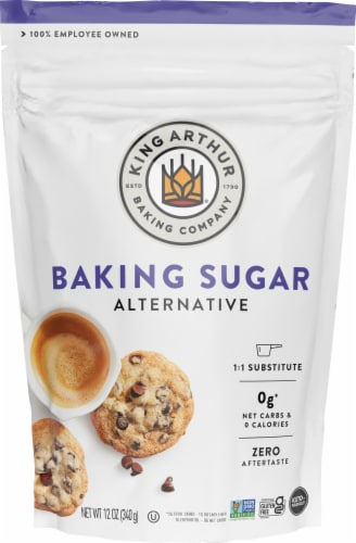 King Arthur Baking Sugar Alternative Perspective: front