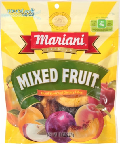 Mariani Premium Mixed Dried Fruit Perspective: front