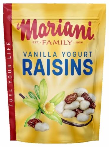Mariani Vanilla Yogurt Raisins Perspective: front