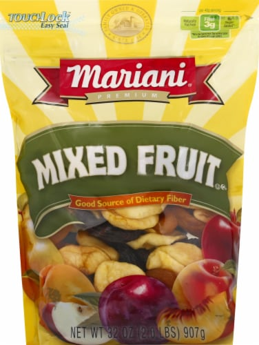 Mariani Mixed Dried Fruit Value Pack Perspective: front