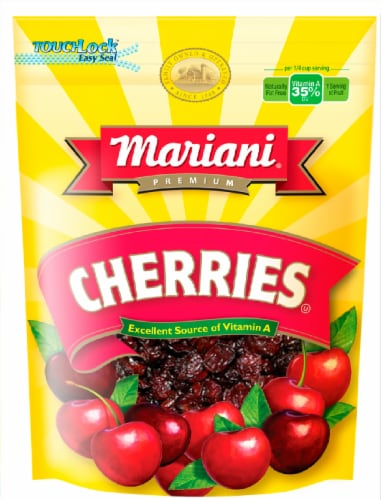 Mariani Dried Cherries Perspective: front