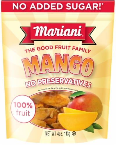 Mariani Dried Mango Perspective: front