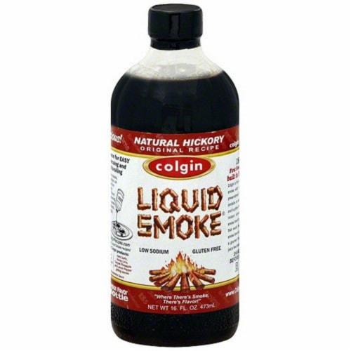 Colgin Hickory Liquid Smoke Perspective: front