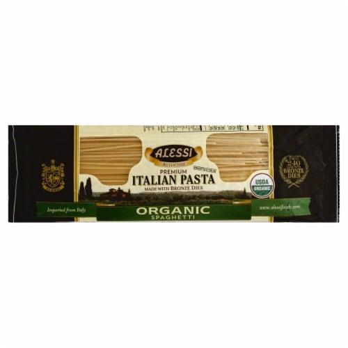 Alessi Organic Italian Spaghetti Perspective: front