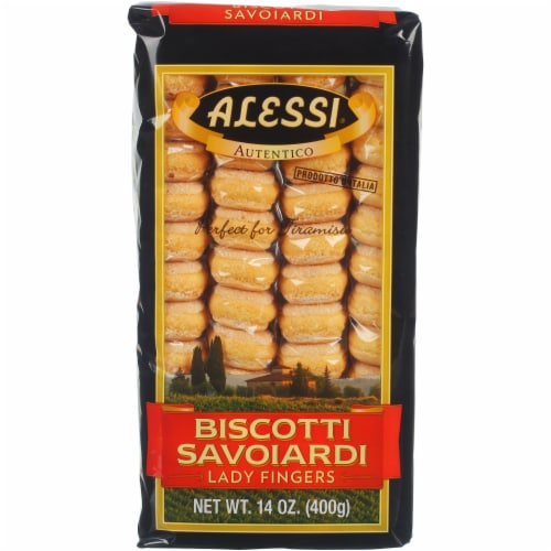 Alessi Biscotti Savoiardi Lady Fingers Perspective: front