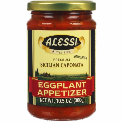 Alessi Eggplant Appetizer Perspective: front