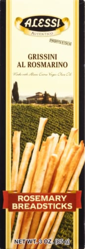 Alessi Rosemary Breadsticks Perspective: front
