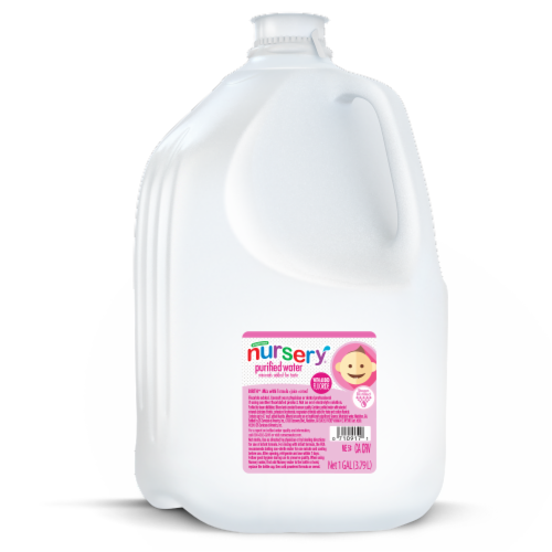 Smith S Food And Nursery Purified Water With Fluoride