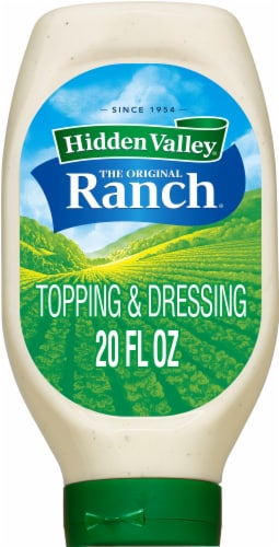 Hidden Valley Original Ranch Dressing Perspective: front