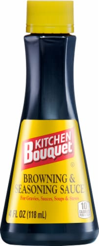 Kitchen Bouquet Browning & Seasoning Sauce Perspective: front