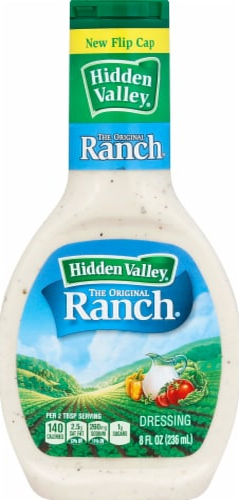 Hidden Valley The Original Ranch Dressing Perspective: front