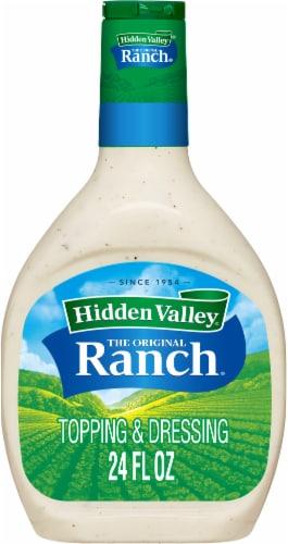 Hidden Valley Original Ranch Dressing Perspective: front
