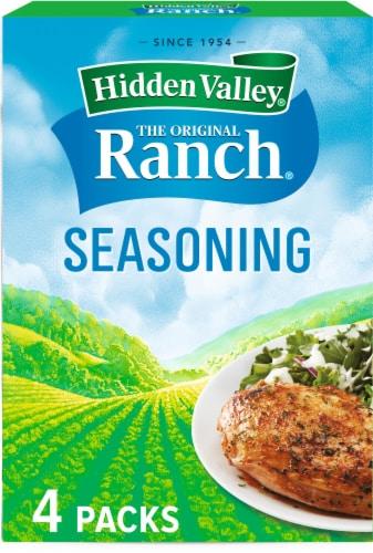 Hidden Valley Original Ranch Salad Dressing & Seasoning Mix Perspective: front