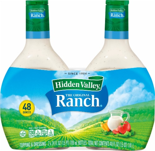 Hidden Valley Ranch Dressing Multi-Pack Perspective: front