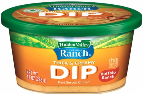 Hidden Valley Buffalo Ranch Dip Perspective: front