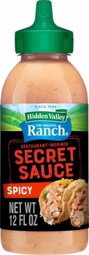 Hidden Valley Gluten Free The Original Ranch Secret Sauce Perspective: front