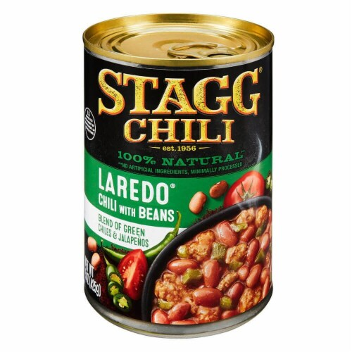 Stagg Chili Laredo with Beans Perspective: front