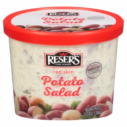 Reser's Red Skin Potato Salad Perspective: front