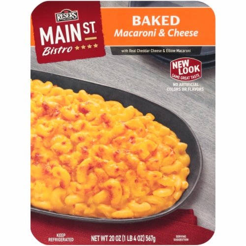Reser's® Baked Macaroni and Cheese Perspective: front