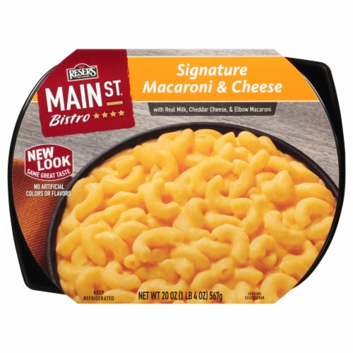 Reser's Main St. Bistro Signature Macaroni & Cheese Perspective: front